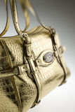 Gucci Women Leather Bag. Top Class Gucci Women Leather Bag Royalty Free Stock Photo