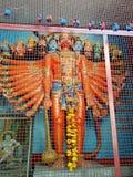 Gud av Hanuman royaltyfria foton