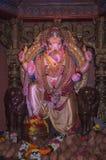 Gud av välstånd-indiern Lord Ganesh Arkivfoto