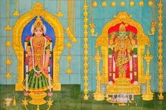 Gud i Hinduism royaltyfria foton