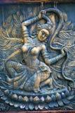 Gudar för Kho phangasnitt av jord i gräsplan Royaltyfri Fotografi