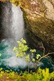 Gudbrandsjuvet峡谷在挪威 免版税库存照片