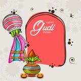 Gudi Padwa Imagens de Stock