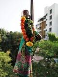 Gudi padwa i Maharashtra royaltyfri foto