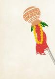 Gudi Padwa Royalty Free Stock Image