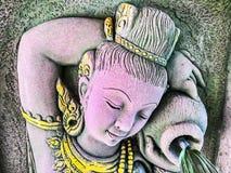 Gudinna av vatten arkivbilder