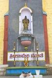 Gudinna Kaveri Arkivfoto