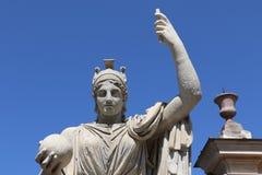 Gudinna Rome Royaltyfri Foto