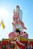 Gudinnan av medkänsla och förskoning Royaltyfri Fotografi