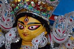 Gudinnan Durga Royaltyfri Bild