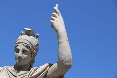 Gudinnan Rome arkivfoton