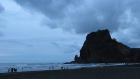 Gudom av havet Royaltyfria Foton