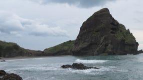 Gudom av havet Arkivbild