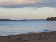 Gudom av havet Fotografering för Bildbyråer