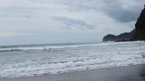 Gudom av havet Arkivfoto