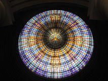 Gudomlig kupol Fotografering för Bildbyråer