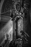 gudomlig lampa Royaltyfria Bilder