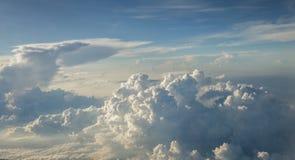 gudomlig sky Fotografering för Bildbyråer