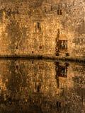 Gudurić Poort - binnen muren Royalty-vrije Stock Foto's
