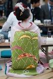 Gueixa de Maiko em Gion Kyoto, japão Imagens de Stock