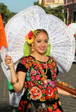 Guelaguetza festival, Oaxaca, 2014 Stock Photos