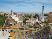 Guell Stock Photography