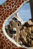 Guell park Stock Image