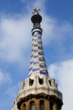 Guell park Stock Images
