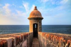 Guerite San Juan Στοκ Φωτογραφίες