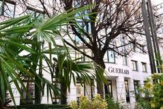 Guerlain hat Büros Frankreichs Stockfoto