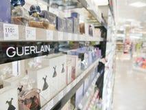 Guerlain perfumes Stock Photos
