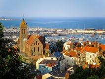 Guernsey νησί Στοκ φωτογραφίες με δικαίωμα ελεύθερης χρήσης