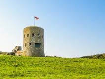 Guernsey νησί Στοκ εικόνα με δικαίωμα ελεύθερης χρήσης