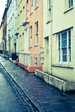 Guernsey gata Royaltyfri Fotografi