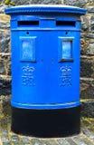 Guernsey Mailbox Royalty Free Stock Photo
