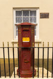 Guernsey Mailbox Royalty Free Stock Photo