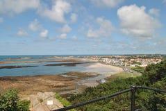 Guernsey obrazki Zdjęcie Stock