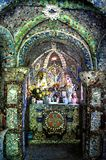 Guernsey- pouca capela Fotografia de Stock