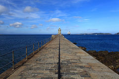 Guernsey St Peter Port Royalty Free Stock Images