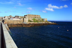 Guernsey St Peter Port Royalty Free Stock Image