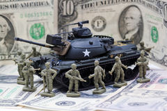 Guerra Immagini Stock