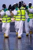 Guerra chimica e biologica Fotografie Stock