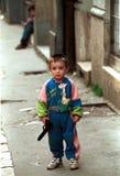 GUERRA CIVIL BOSNIO Fotos de archivo