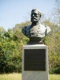 Guerra civil conmemorativa del busto de Isaac F Quinby Imagenes de archivo