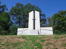 Guerra civil de la espada conmemorativa de Arkansas Conderate Fotos de archivo libres de regalías