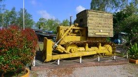 Guerra civil del tractor de camino desde 1981 Fotos de archivo libres de regalías