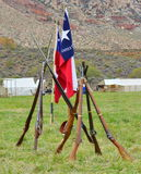 Guerra civil do Estados Unidos Imagens de Stock Royalty Free
