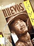 Guerra civile spagnola Copertura tempi della rivista dell'anarchico di nuovi fotografia stock