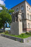 Guerra commemorativo-Goettingen-Germania Immagini Stock