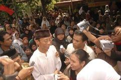 GUERRA CONTRA EL TERRORISMO DE INDONESIA Imágenes de archivo libres de regalías